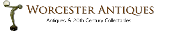 Brand logo for Worcester Antiques Ltd online shop