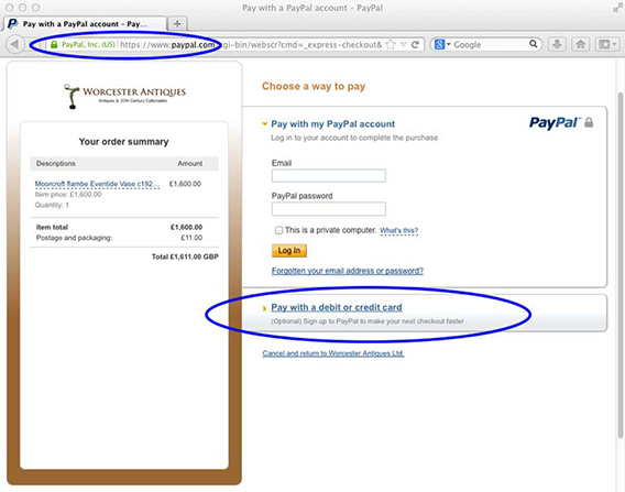 how to close a paypal account with conflicts
