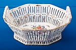 KPM Berlin Porcelain Basket