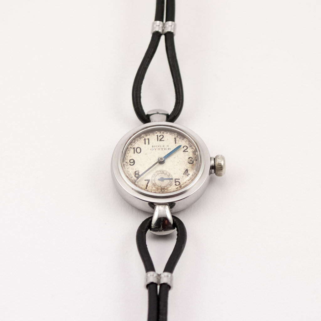 rolex oyster prima deco wristwatch